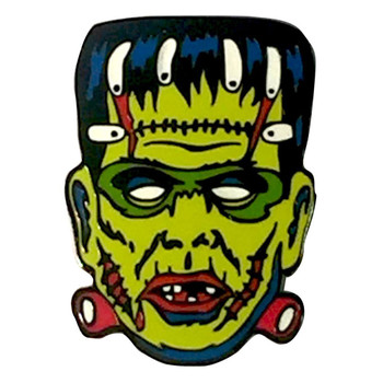 Lil' Frankie Frankenstein Enamel Pin