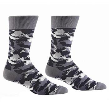 Incognito Camouflage Men's Crew Socks