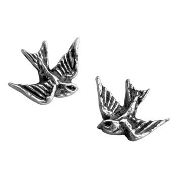 Swallows Stud Earrings