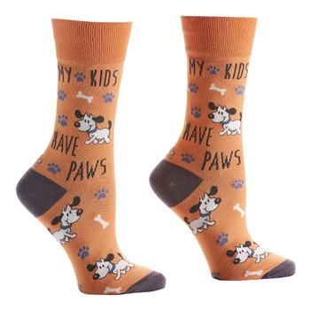 Four Legged Kids Women's Crew Socks