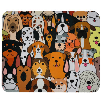 Cartoon Puppy Dogs Mouse Pad Mat