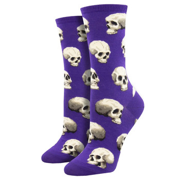 Sacred Skulls Women's Crew Socks