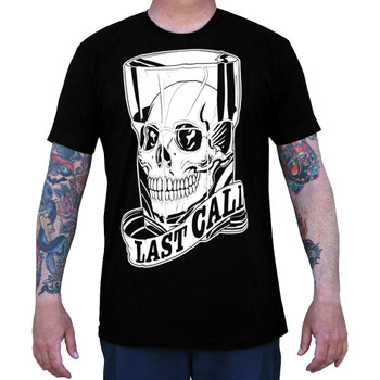 Last Call by 2 Cents Men's Tee Shirt