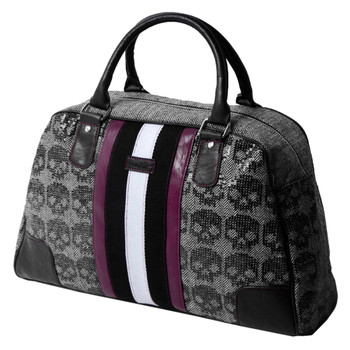 Iron Fist Skull Weekend Travel Bag