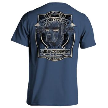Black Dog Brew-Chill T-Shirt