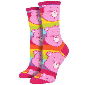 Care Bears Cheer Women's Crew Socks