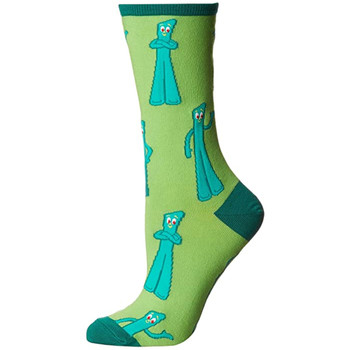 Gumby Greetings Women's Crew Socks
