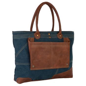 Mona B Dakota Shoulder Bag Purse front view