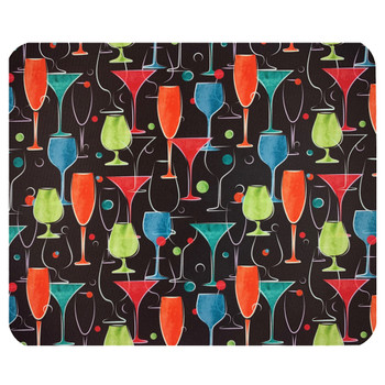 Cocktail Time Mouse Pad Mat