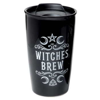 Alchemy Gothic Witches Brew Double Walled Mug