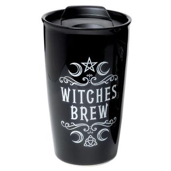 Alchemy Gothic Witches Brew Double Walled Mug