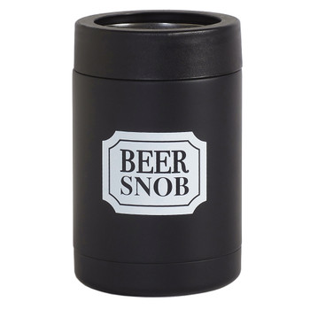 Beer Snob Insulated Can Cooler