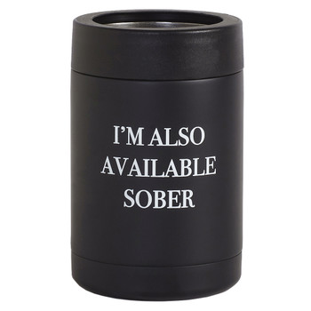 Mona B. SOBER Insulated Can Cooler