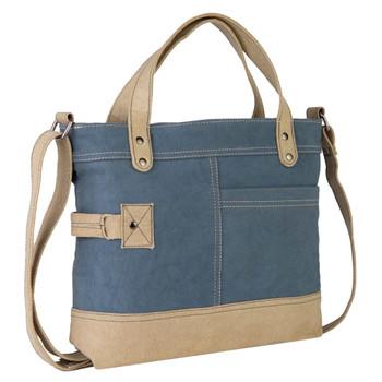Mona B. Jules Crossbody Handbag Purse front view