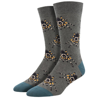 Tarantula Spider Men's Crew Socks