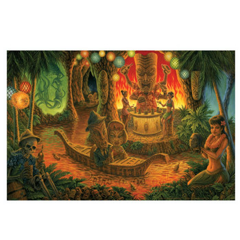 Doug P'gosh Rum Soaked Fever Dream Art Print