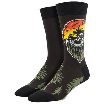 Atomicchild Men's Casual Socks - Force of Nature