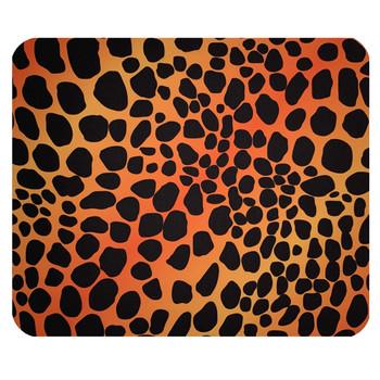 Cheetah Animal Print Mouse Pad Mat
