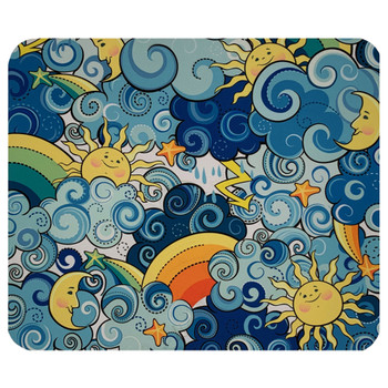 Clouds of Sunshine Mouse Pad Mat
