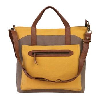 Farrah Goldenrod Crossbody Shoulder Bag Purse