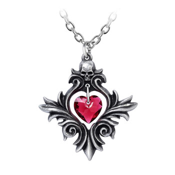 Alchemy Gothic - P905 - Bouquet of Love Pendant