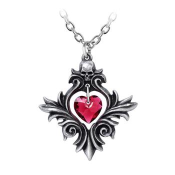 Alchemy Gothic - P905 - Bouquet of Love Pendant
