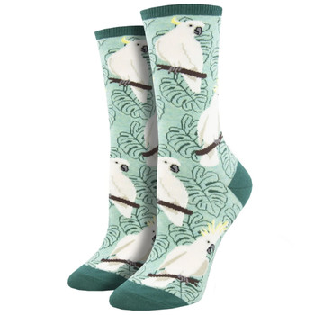 Cockatoo Women's Crew Socks