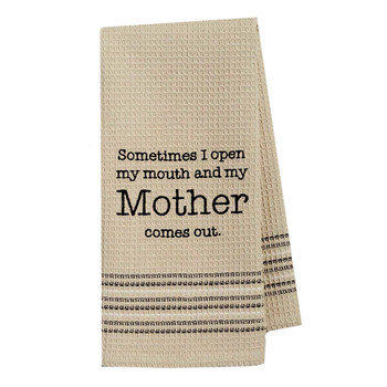 Mother Kitchen Dish Towel
