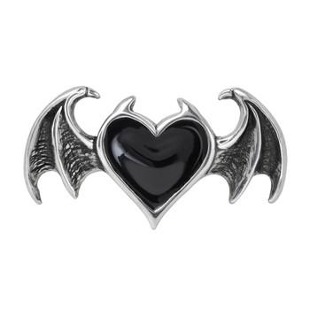 Alchemy Gothic - R240 - Black Soul Ring