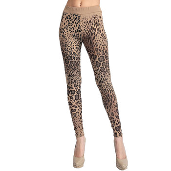 Vocal Apparel Leopard Leggings