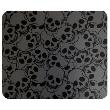 Stacked Skulls Mouse Pad Mat