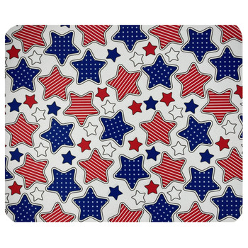 Stars and Stripes Mouse Pad Mat