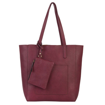 Tote Bag with Wristlet