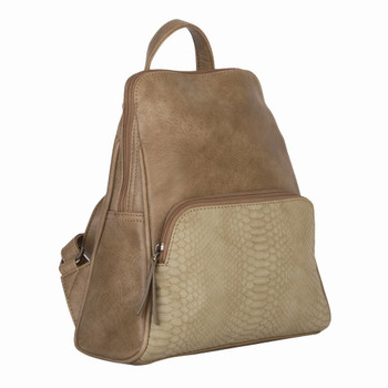 Mona B Vale Convertible Backpack Purse front view