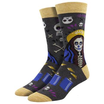 Wicked Voodoo Men's Crew Socks