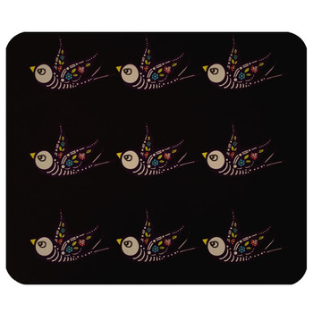 Day of the Dead Swallows Mouse Pad Mat
