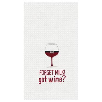 Got Wine Kitchen Dishtowel