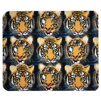 Tiger Cats Thick Mouse Pad Mat
