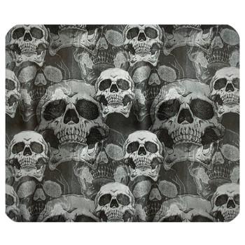 Skull Boneyard Mouse Pad Mat