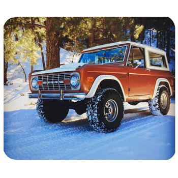 Early Ford Bronco Mouse Pat Mat