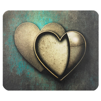 Trust Your Heart Mouse Pad Mat