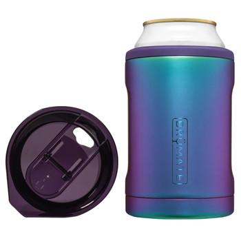 BruMate Hopsulator Duo Can Cooler Dark Aura