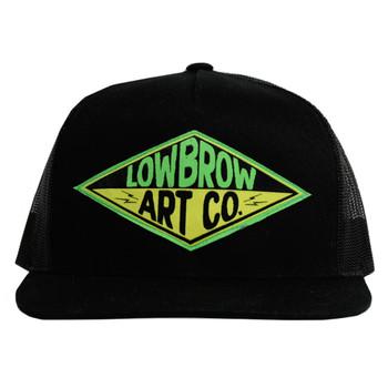 Lowbrow Art Monster Trucker Hat