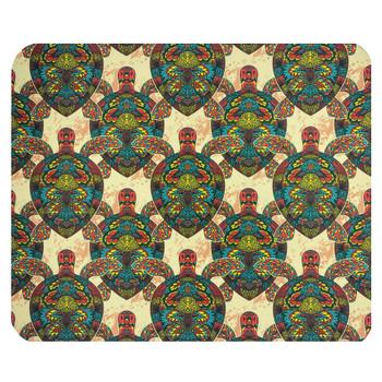 Colorful Sea Turtles Mouse Pad Mat