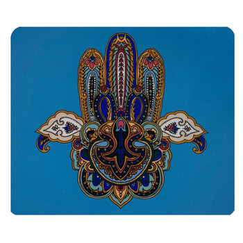 Tribal Hamsa Hand Mouse Pad Mat