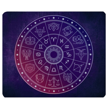 Astrology Zodiac Signs Mouse Pad Mat