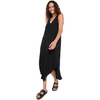 Z SUPPLY Black Reverie Midi Dress