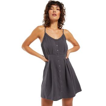 Z SUPPLY Umbra Gauze Mini Dress front view