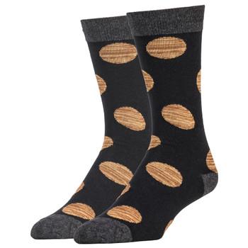 Desert Moons Men's Crew Socks