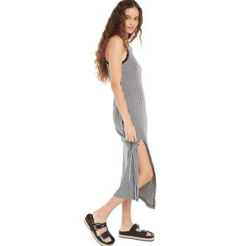 Z Supply Palisades Stripe Midi Dress side view